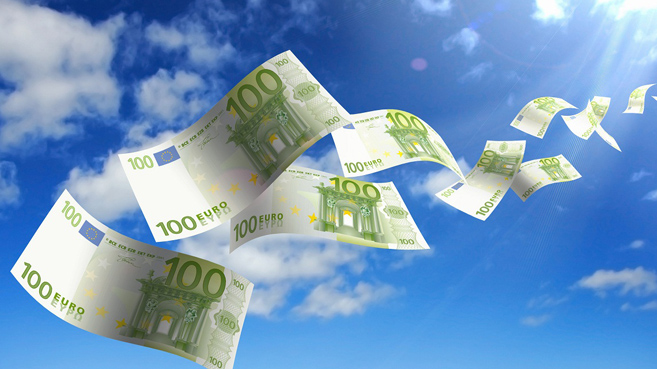cloud computing dinero