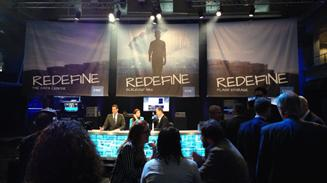 Evento EMC Londres 8 de julio de 2014. Redefine Possible