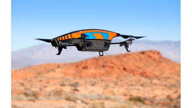 Estados Unidos pone a prueba la seguridad de los drones