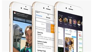 iOS 8 con iPhone
