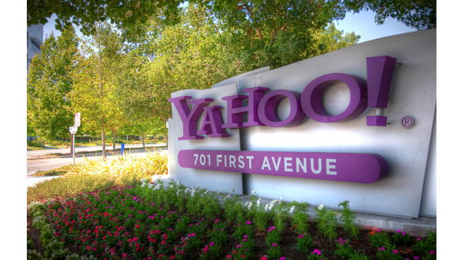 Yahoo offices