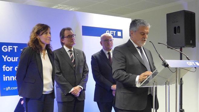 Nueva sede de GFT en Sant Cugat especializada en movilidad, Big ... - Computer World España