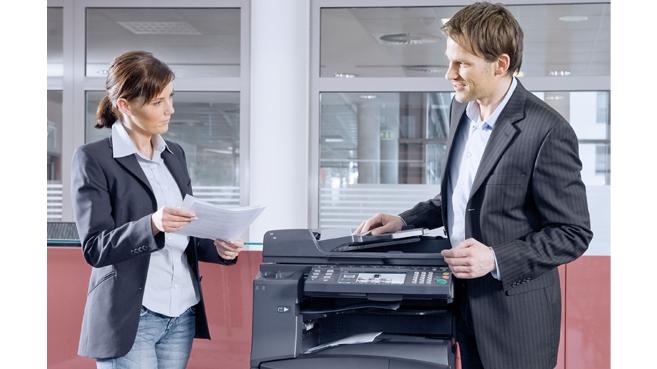 Kyocera nombrada 39 visionaria 39 por gartner chipgate for Impresoras para oficina