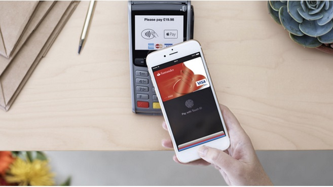 Apple Pay pagos
