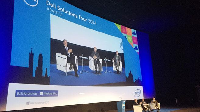 dell solutions tour madrid