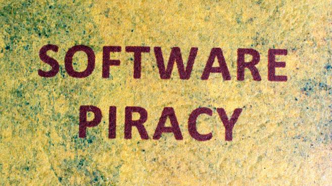 Las empresas reducen el uso de software ilegal por el alto riesgo de 'malware' y robo de datos
