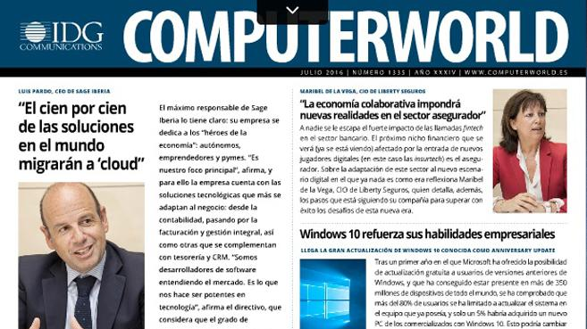 Computerworld julio 2016