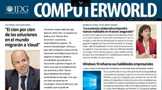 ComputerWorld portada julio 2016