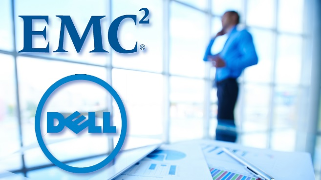 dell and emc