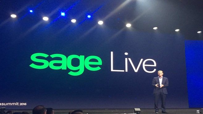 sage summit, Stephen Kelly