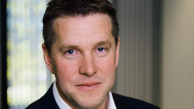 Stephan Sieber, CEO de Unit4.