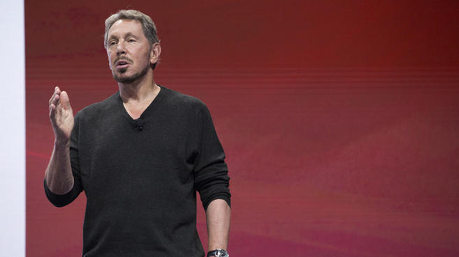 larry ellison oracle openworld 2016