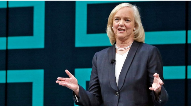 HP Discover 2016 - Meg Whitman