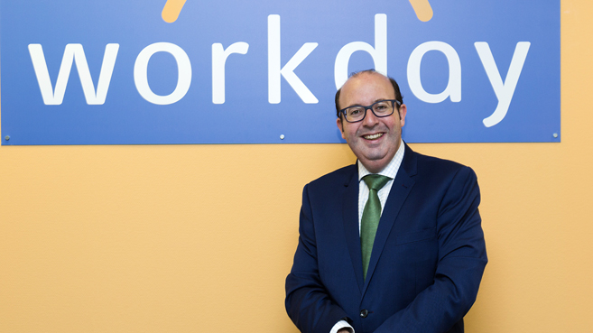 Andrés García Arroyo, Workday