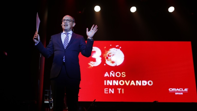 Oracle 30 aniversario