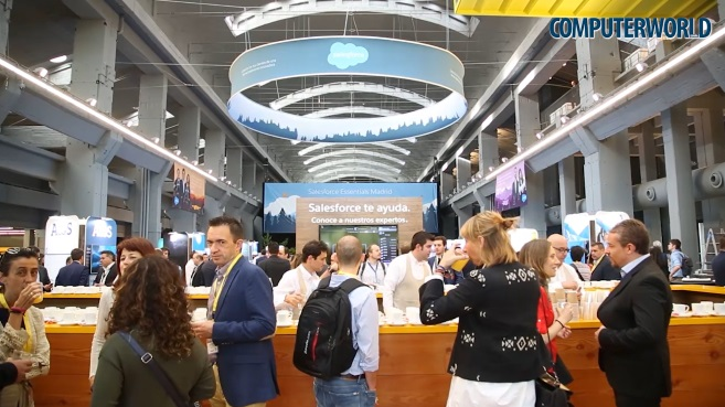 Video resumen de Salesforce Essentials 2017 Madrid