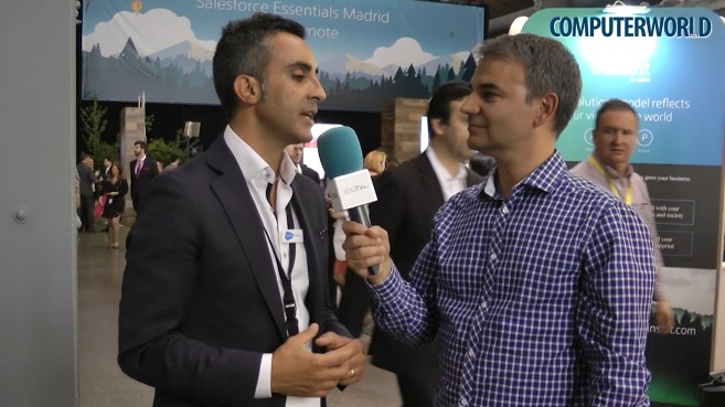 Salesforce - Giovanni Crispino en Essentials 2017