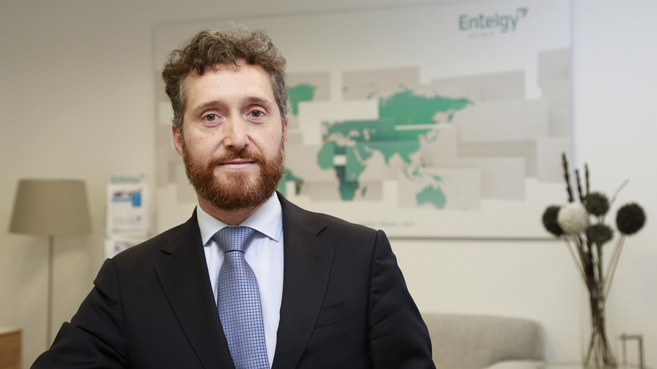 Miguel Ángel Barrio, head of Entelgy Digital