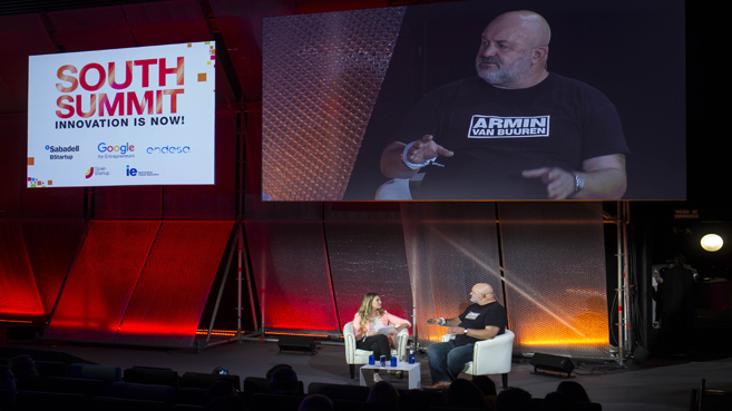 Werner Vogels, vicepresidente y CTO de Amazon
