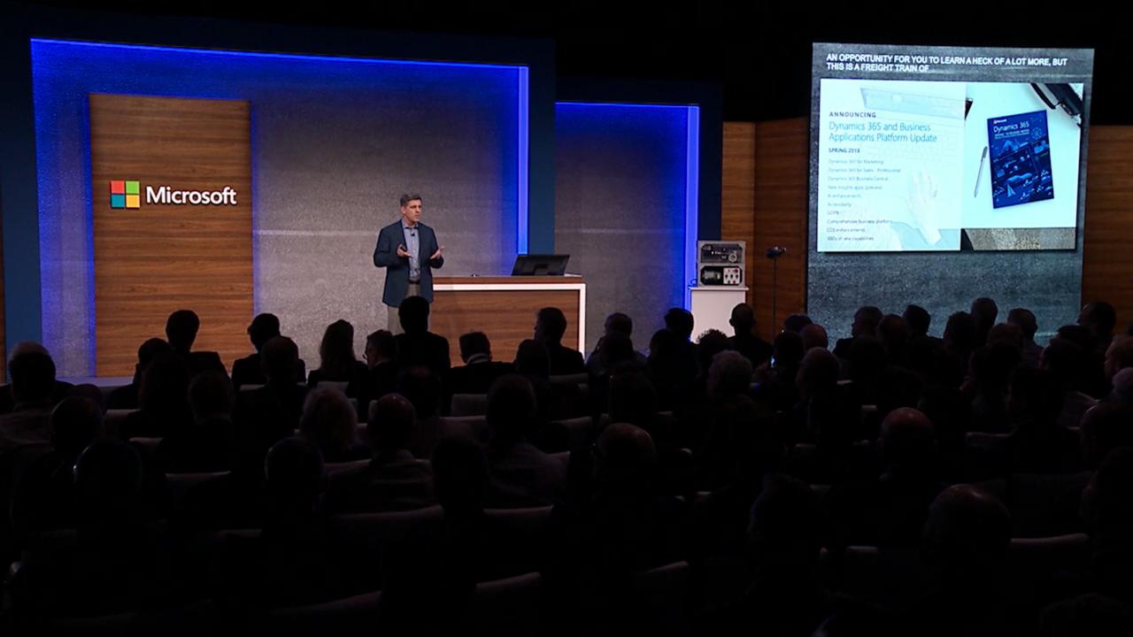 Microsoft promulga una visión holística de la transformación digital