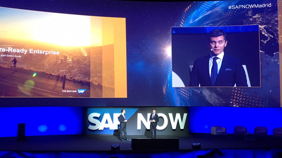 SAP NOW Madrid