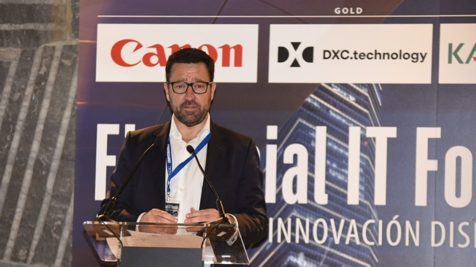 Luis Pascual - DXC en IDG Financial IT
