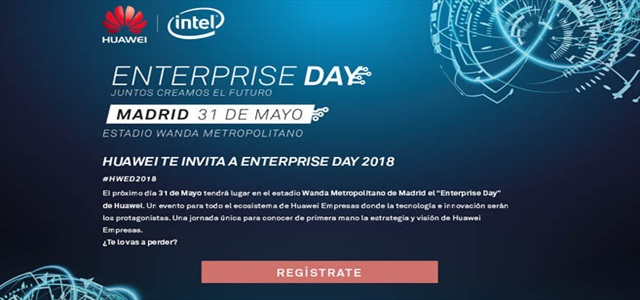 Huawei Enterprise Day 2018