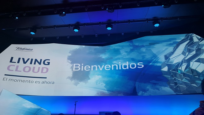 living cloud telefonica