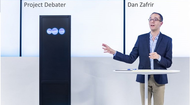 project debater IBM