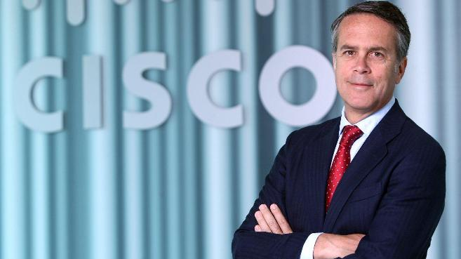 Jose MAnuel Petisco, director general Cisco