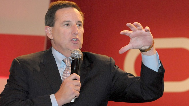 Mark Hurd, copresidente de Oracle