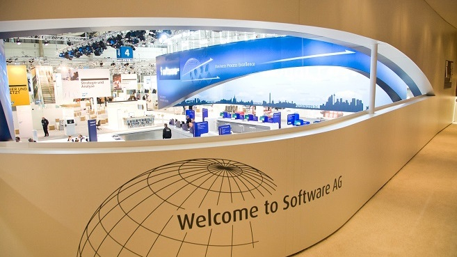 Software AG CeBIT