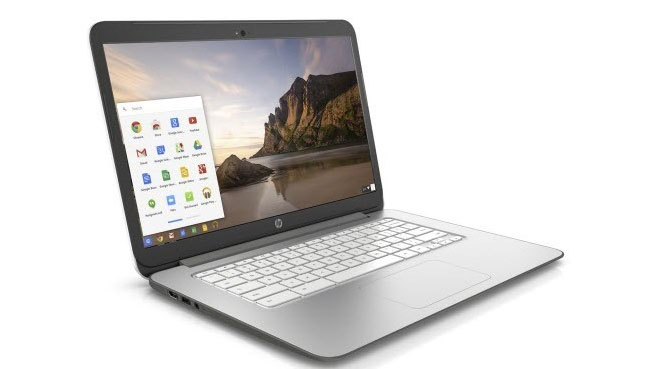HP Chromebook 14 G3 con Full HD