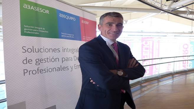 Josep Aragonés, director general de Wolters Kluwer