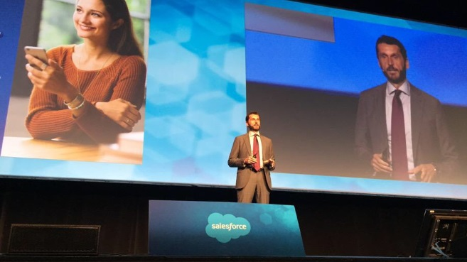 Salesforce Essentials Madrid 2015