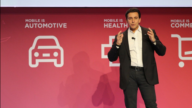Mark Fields, CEO de Ford