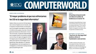 ComputerWorld portada marzo 2016