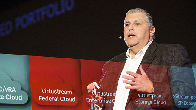 Rodney Rogers, Chief Executive Officer at Virtustream