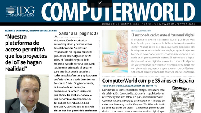 computerworld junio 2016 n 1334