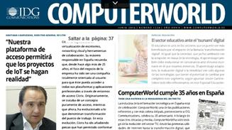 ComputerWorld portada junio 2016