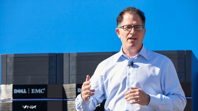 Michael Dell - EMC Technologies