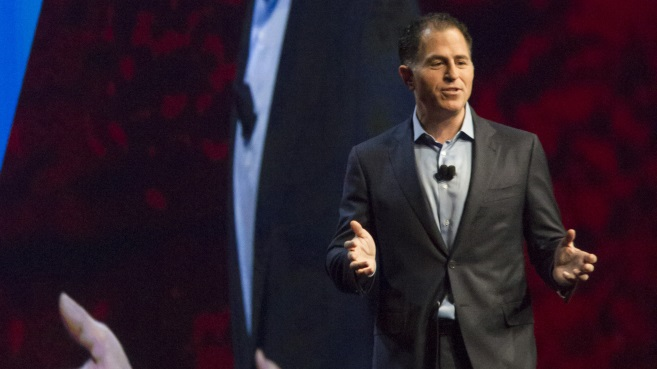 Michael Dell - World 2016 keynote