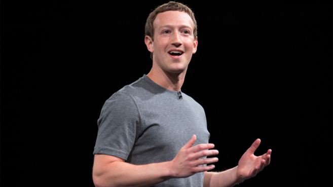 Mark Zuckerberg, CEO de Facebook