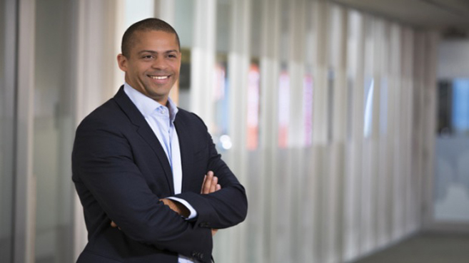 Francois Locoh Donou CEO - F5-network