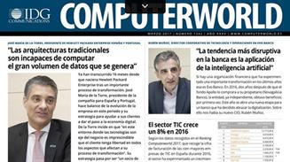 ComputerWorld portada marzo 2017