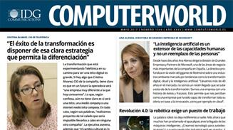 ComputerWorld portada mayo 2017