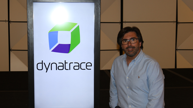 José Matías, director general de Dynatrace
