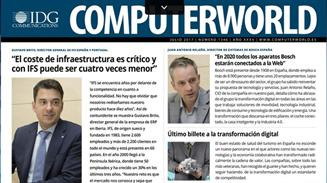 ComputerWorld portada julio 2017