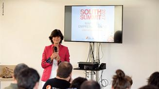 Maria Benjumea Mapa Emprendimiento Spain Startup South Summit