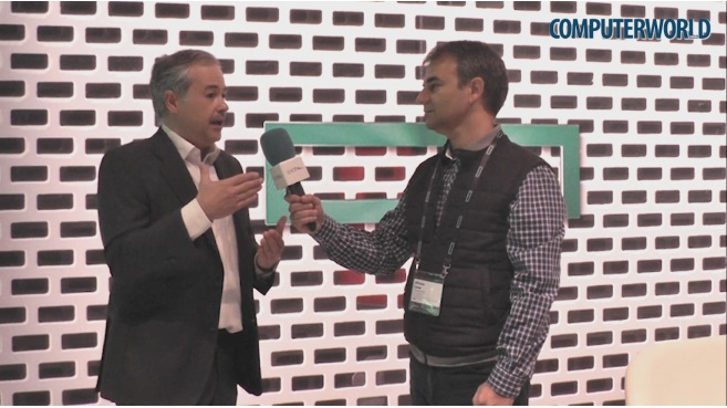 HPE Discover Jorge Fernández